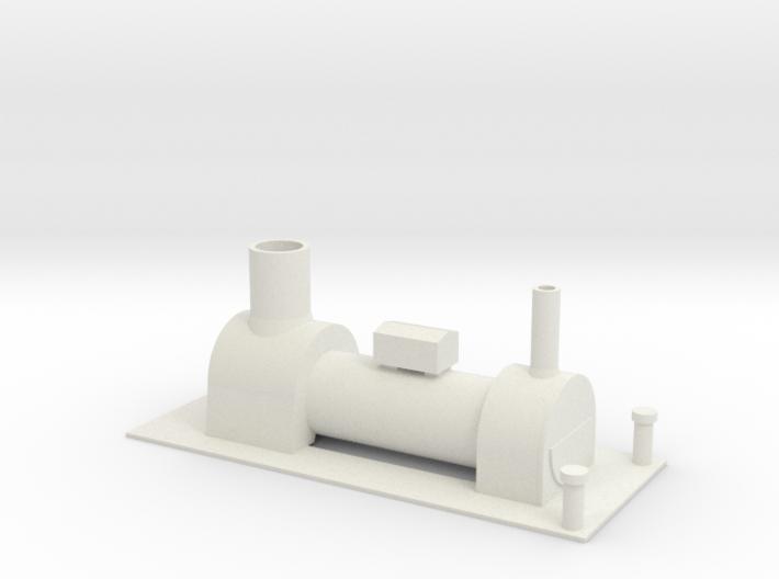 b-32-y6-tram-loco-boiler-1 3d printed