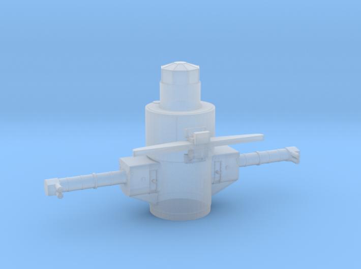 1/350 DKM Lützow Main Mast RF 3d printed