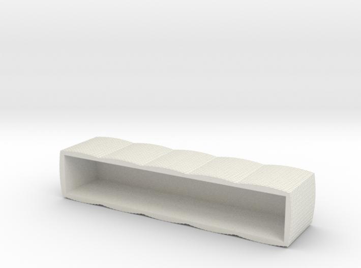 BASTION-5UDB-H0 3d printed