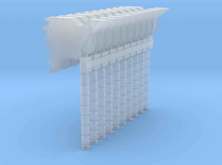 (10) Simple Chainaxe 3d printed