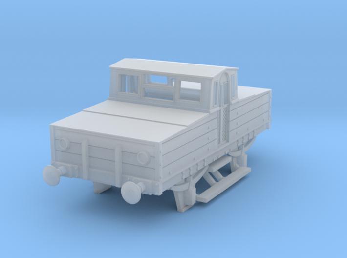 b-148fs-nsr-battery-loco 3d printed