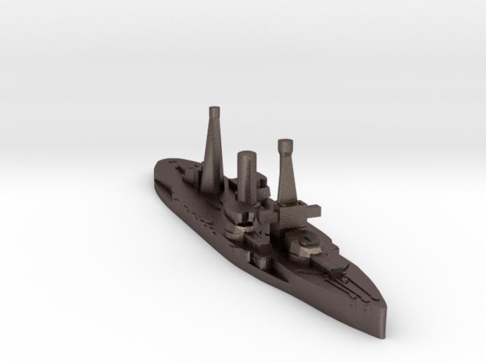 Spanish Jaime I battleship 1920 1:3000 3d printed