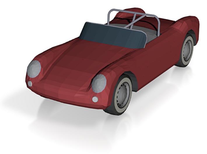 Porsche 3d printed