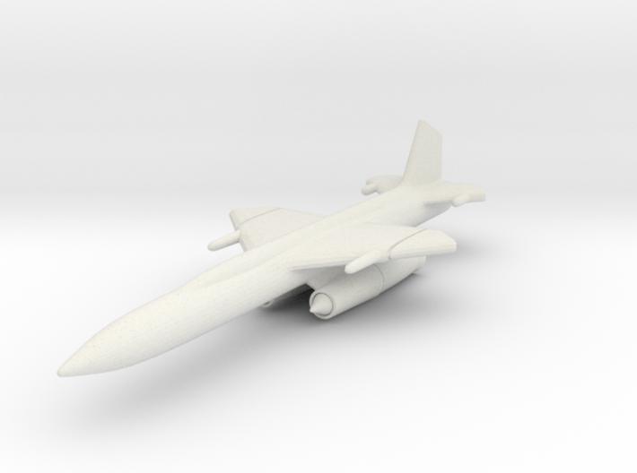 Boeing CIM-10 (IM-99) Bomarc 1/285 6mm 3d printed
