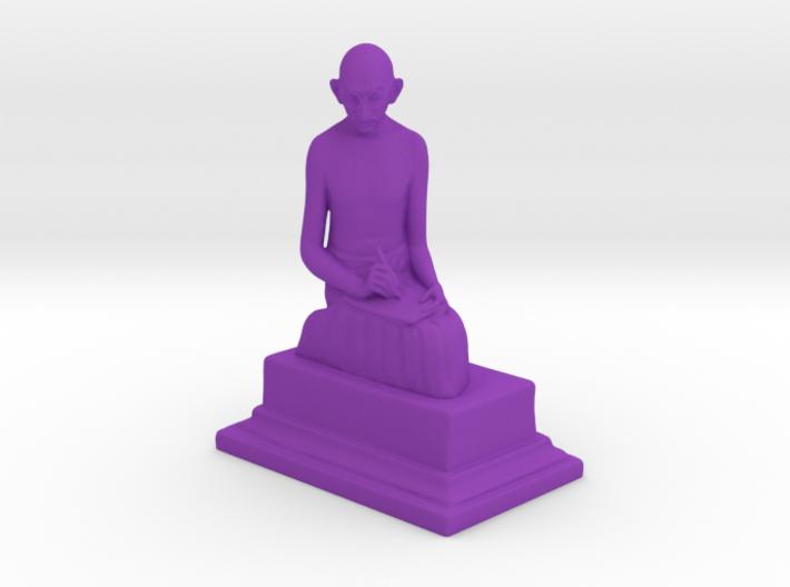 Ivory Gandhi v2 3d printed