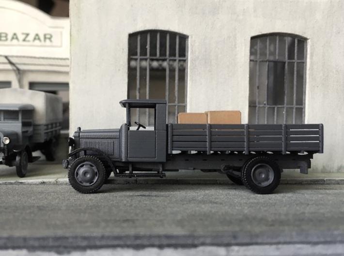 Berliet CBAc 1928-1932 3d printed