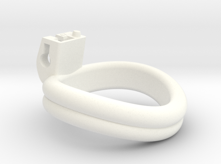 Cherry Keeper Ring - 47mm Double 3d printed