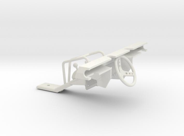 Dash for Micro Shark 3d printed