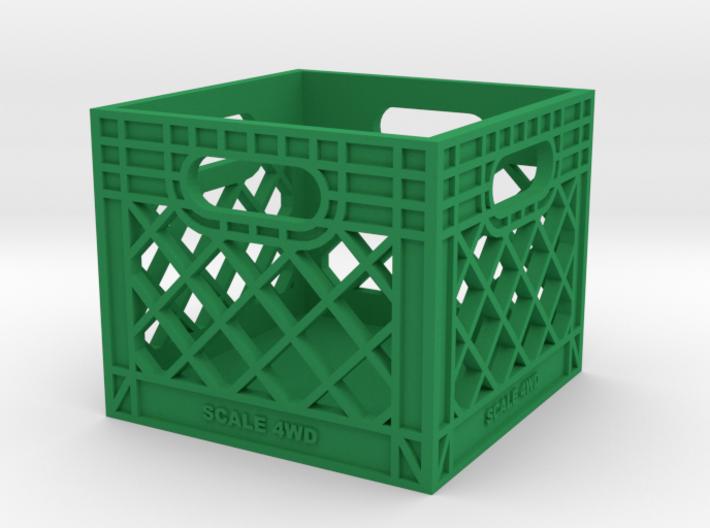 Milk Crate 3d printed