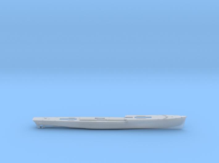 1/700 DKM Narvik-Klasse Z37 Hull 3d printed