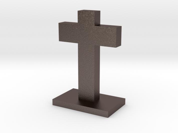 Simple Cross 3d printed