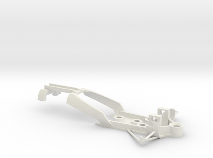 Eagle chassis Scalextric 3d printed