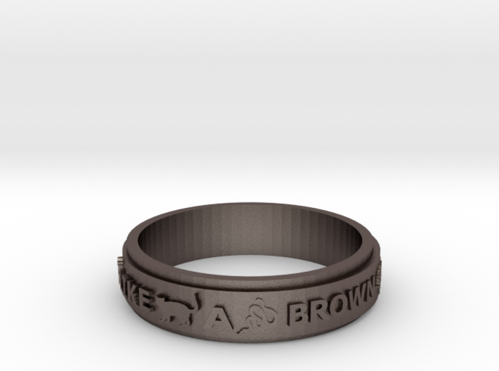 /an/ring Size 13 3d printed