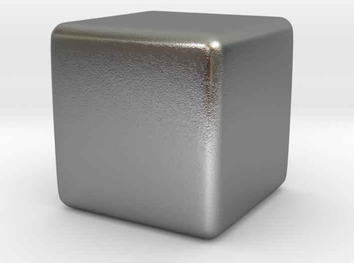 1 Cubic Centimetre 3d printed