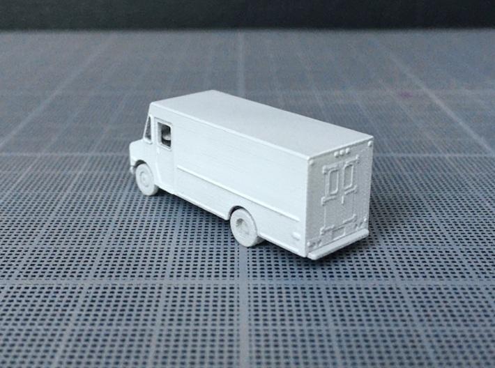Chevrolet GMC Van 1980 -  N 1:160 3d printed