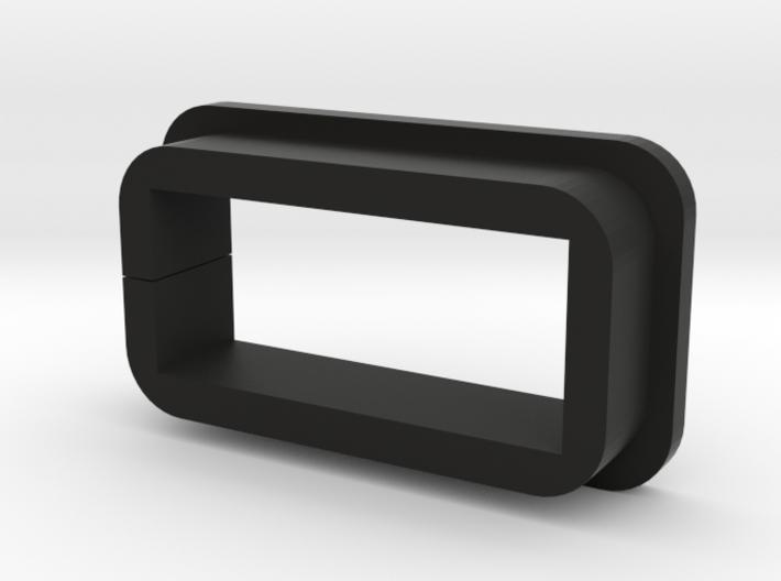 Tesla Model 3 USB extension adapter 3d printed