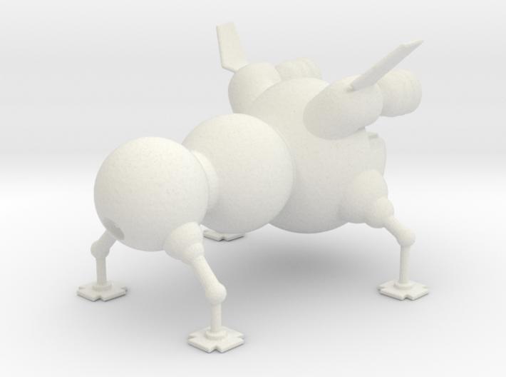Star Bug 3d printed