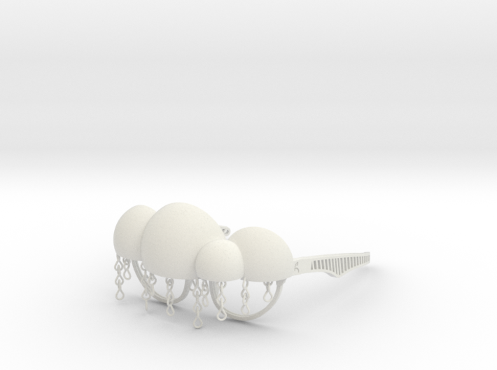 CLOUD - Eyewear 3d printed