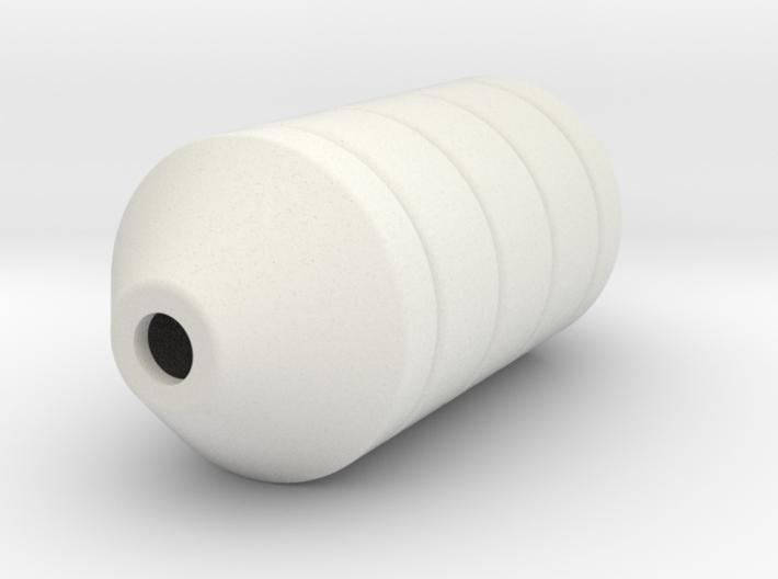 PEM13 support buoy - 3 mtr - 1:50 3d printed