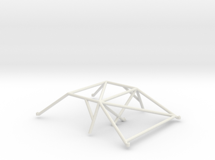KCLD005 Delta Roll cage 3d printed