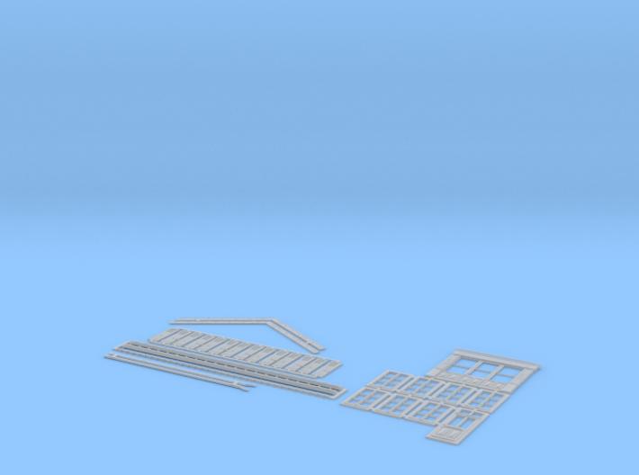 HOviM02 - Modular city house N°1 3d printed