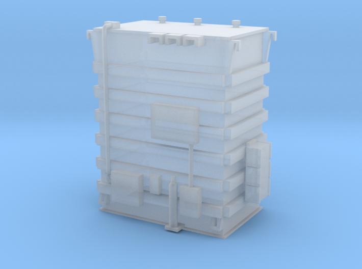 'N Scale' - Transformer - 15' Tall 3d printed