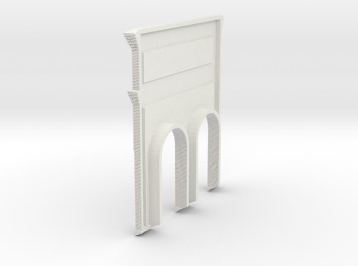HOfunTP11P - Treport funicular 3d printed