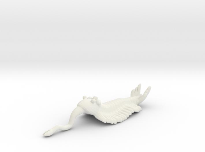 Opabinia - Small 3d printed
