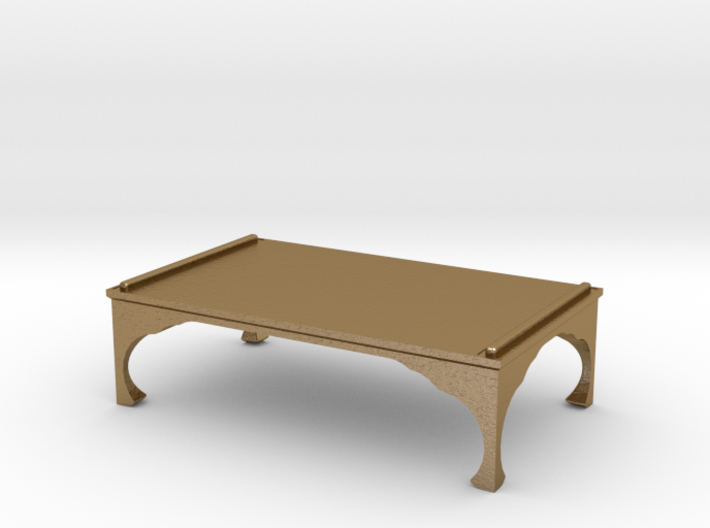 low table 3d printed