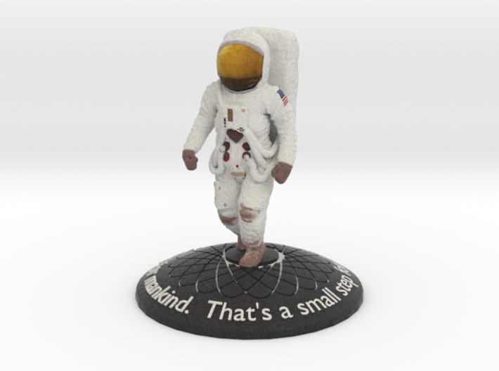 Astronaut 3d printed