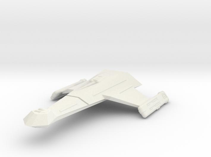 2500 Klingon K-23 class 3d printed