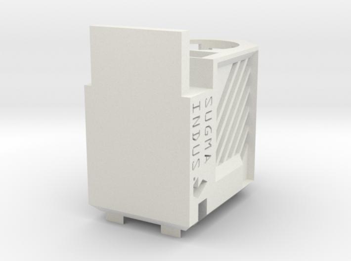 SUGMA INDUSTRIES Custom Compensator for TM 4.3 3d printed