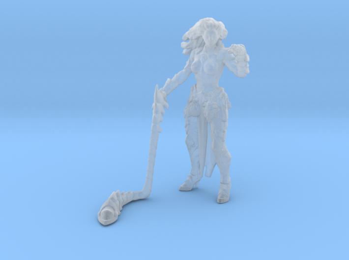 Darksiders Fury miniature DnD fantasy games rpg 3d printed