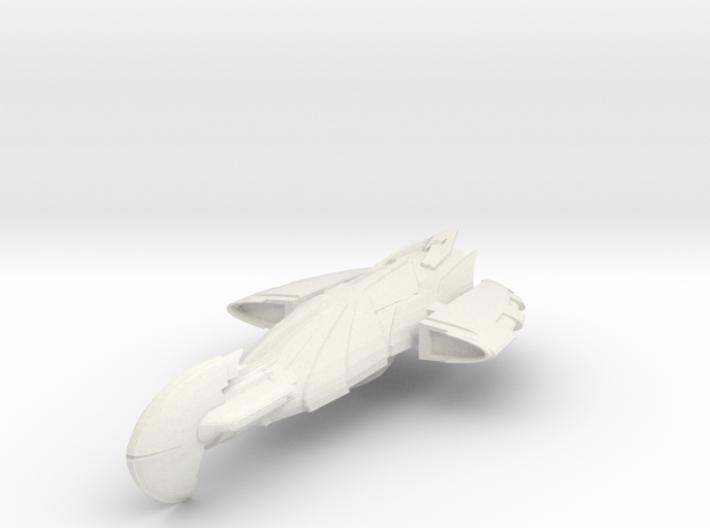 Wingdor Class Destroyer 3d printed