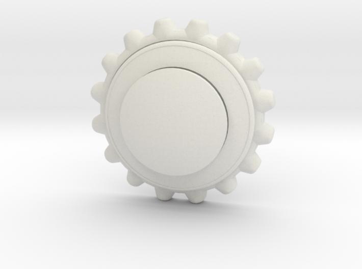 Zwheel 3d printed