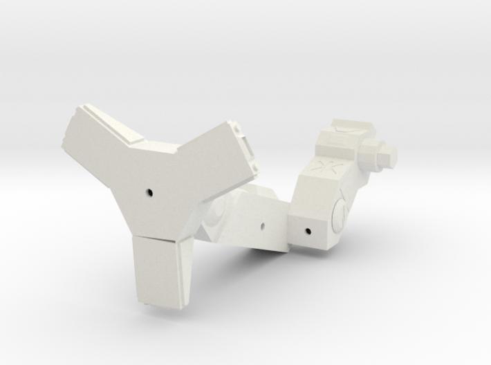 1/72 Augurs left leg (part #2 for kit) 3d printed