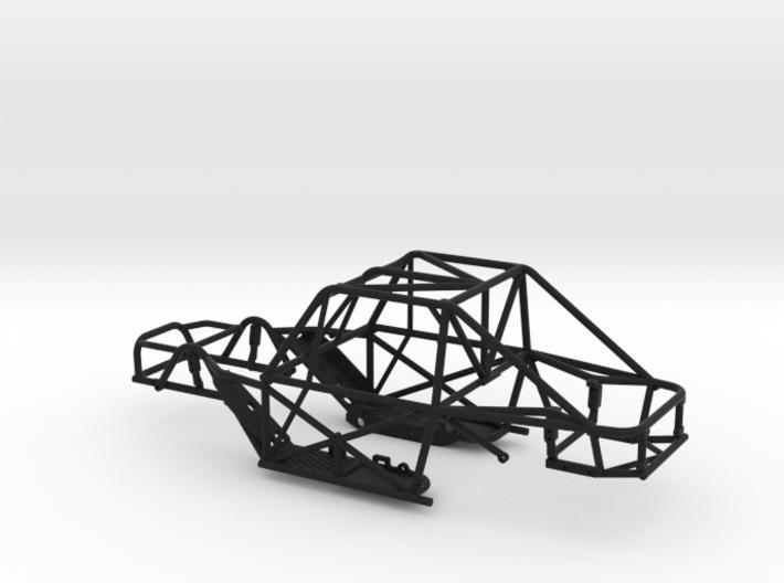 SCX24 Micro Shark Frame 3d printed