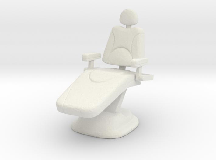 Dentist Chair 1/12 3d printed