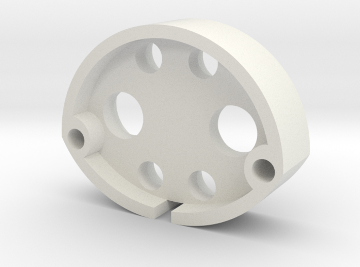 Jason S: Emitter Adaptor 3d printed