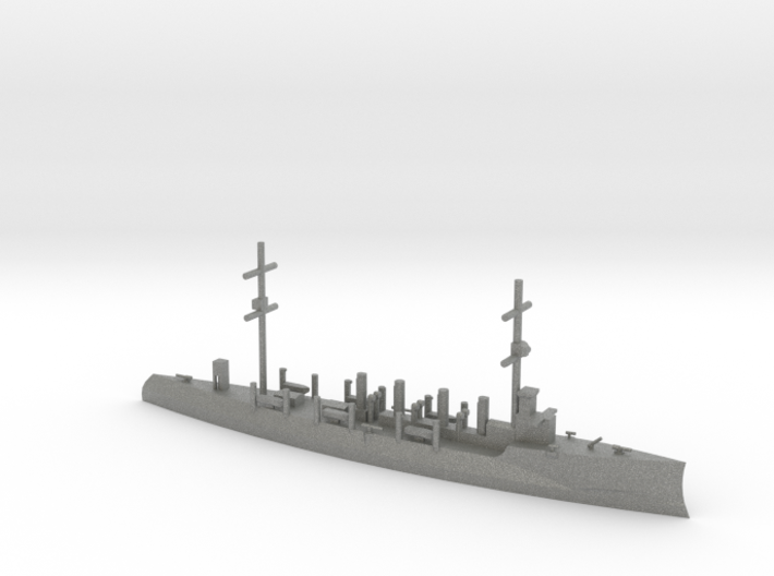 1/1800 Scale USS Chester CS-1 Scout Cruiser 3d printed