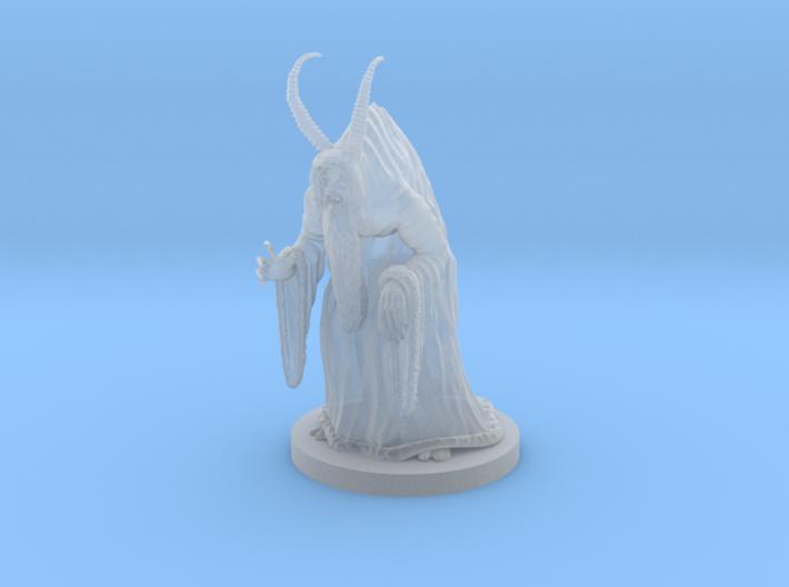 Krampus 3d printed
