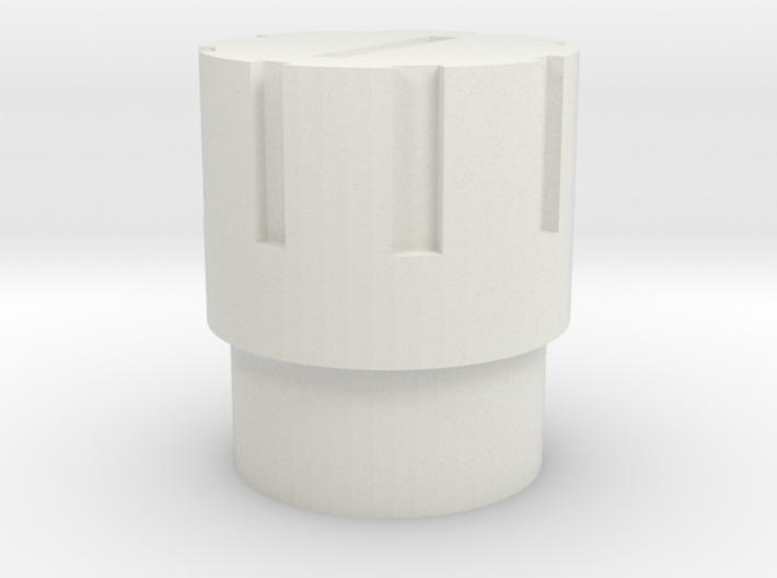 GearPressSLDPRT 3d printed