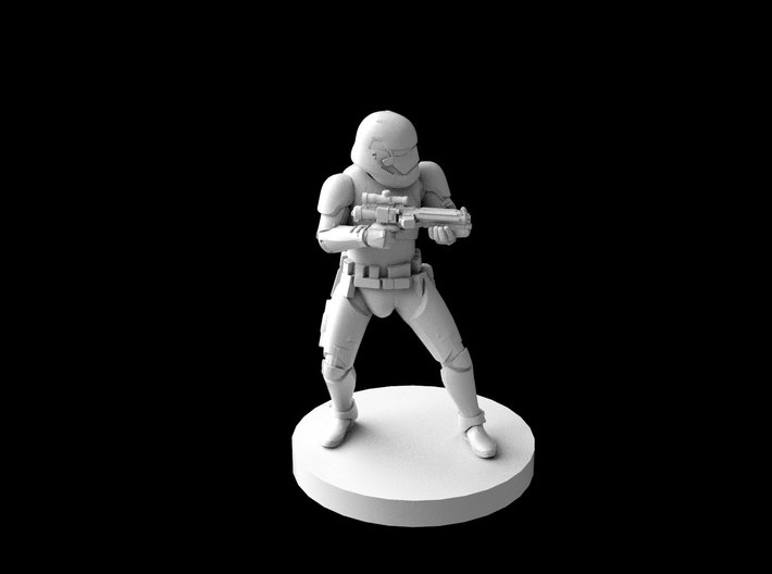 (IA) First Order Stormtrooper IV 3d printed