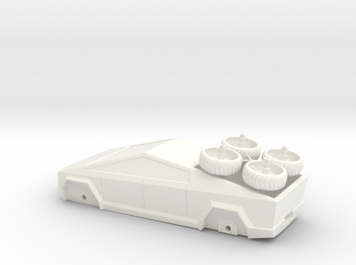 Cybertruck V1 3d printed