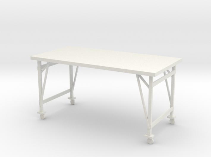 1:24 Industrial Table 3d printed