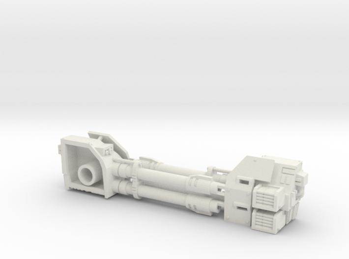 Dreadnought Autocannon 2 left arms 3d printed