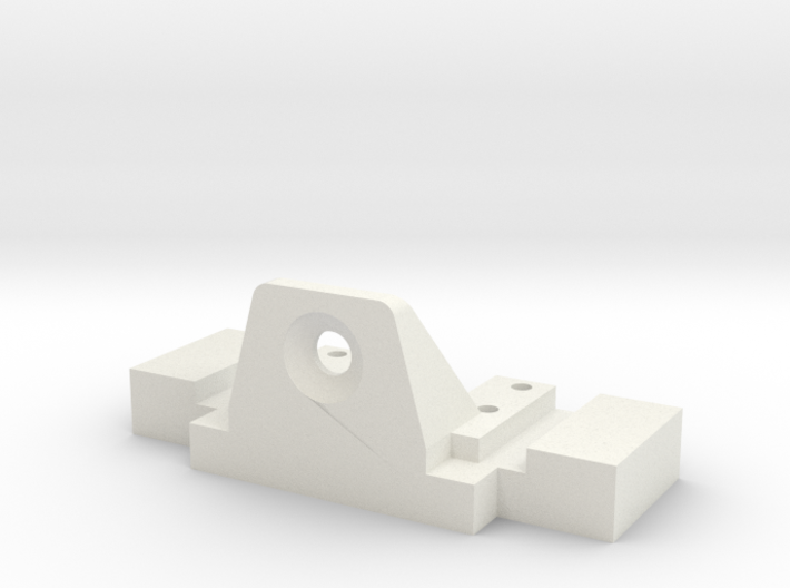 Rear body mount for B1M RC10 conversions 3d printed
