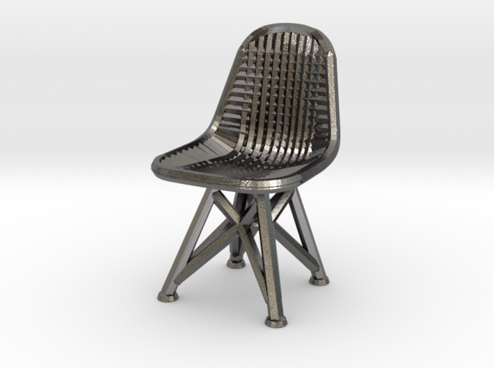 Wire Chair DKR-07-Big 3d printed