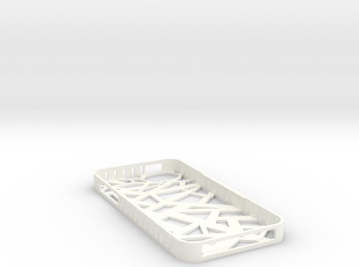 Iphone 5/5s Stix Case 3d printed