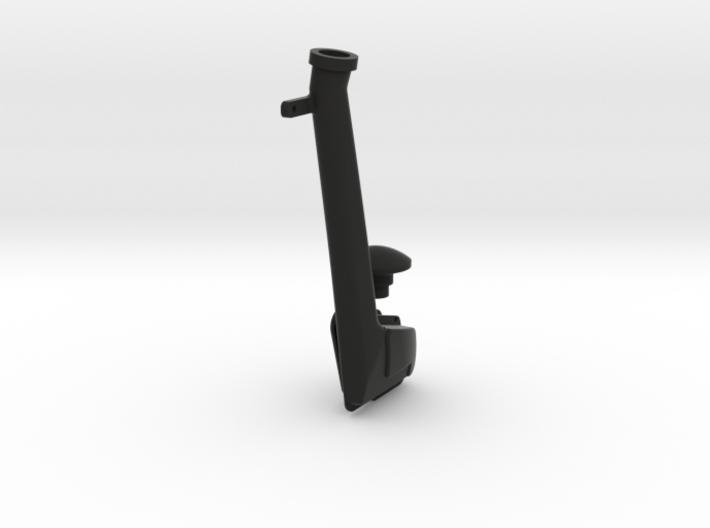 Schnorchel +Lüftungsgitter Unimog verschiedene Mod 3d printed